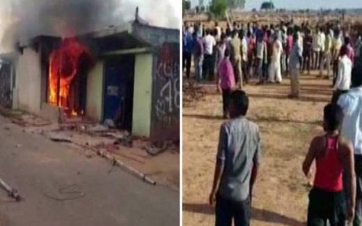 Mob thrashes Muslim man in Jharkhands Giridih