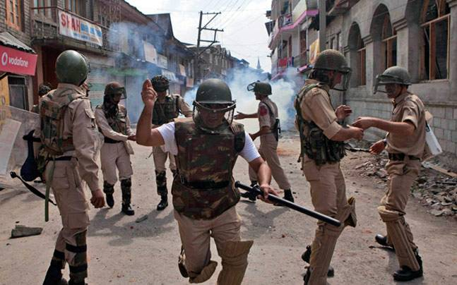 Image result for Civilian Injured in Indian Troops' Firing in Pulwama