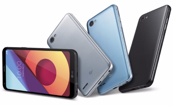 LG Q6 brings edge-to-edge screen, facial recognition to the masses