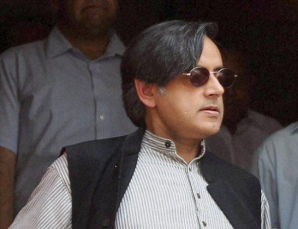 What Shashi Tharoor said on his removal as Congress ...