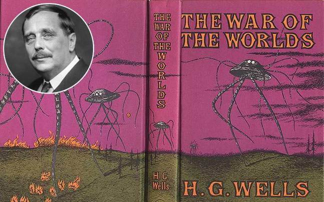 Image result for h. g. wells