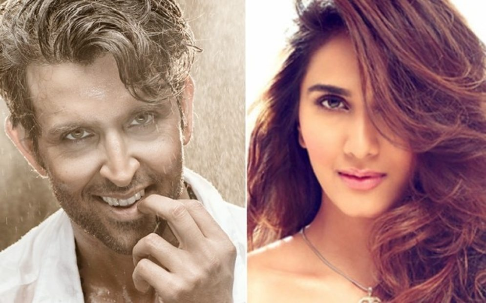Image result for Vaani Kapoor to romance Hrithik Roshan in YRF's next, co-starring Tiger Shroff