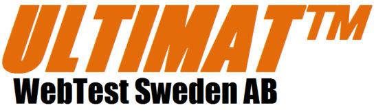 Ultimat Webb Webtest Sweden