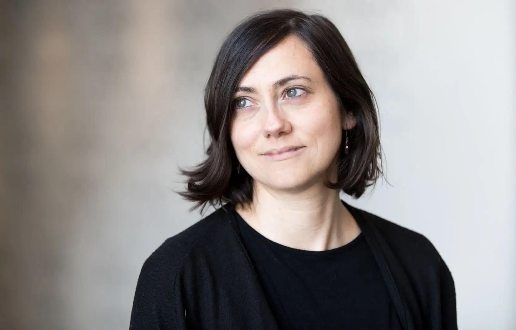 La Montréalaise Catherine Lavarenne signe son premier livre.