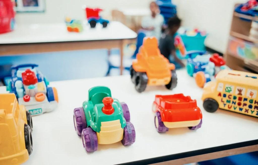 Plus d'enfants seront admis en garderie dans la région de Montréal