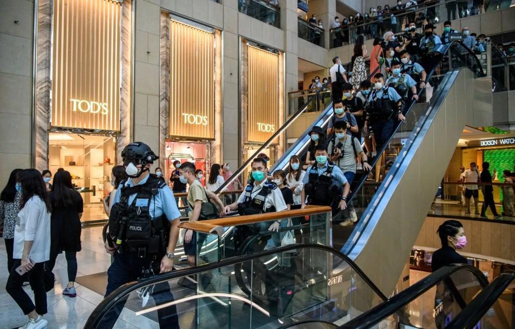 Pékin prend en main la sécurité nationale à Hong Kong