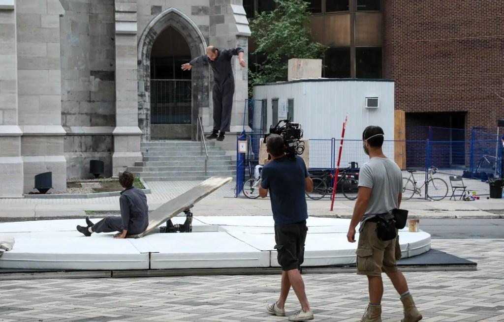 Montréal Complètement cirque entend rendre la «ville plus joyeuse» cet été