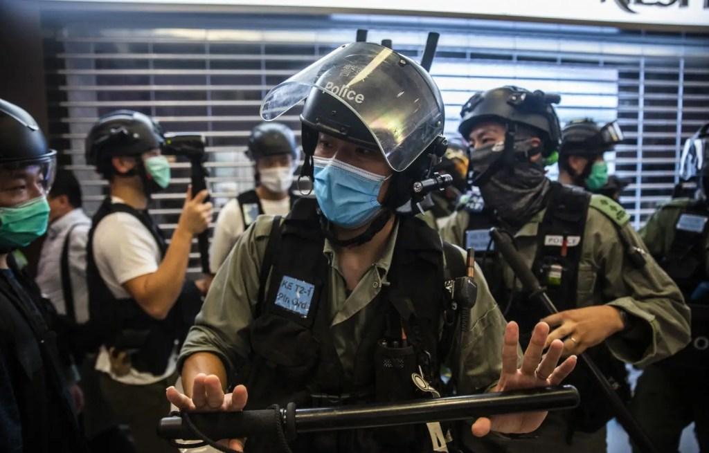 Facebook et WhatsApp ne répondront plus aux demandes de Hong Kong sur les utilisateurs