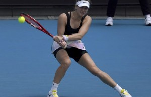 Eugenie Bouchard accède au 3e tour des Internationaux de France