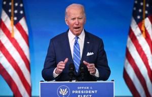 Biden dévoile son plan de relance de 1900milliards de dollars