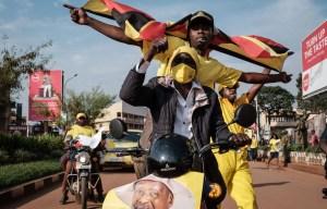 Sixième mandat pour le président Musevini en Ouganda