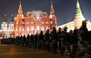 Des diplomates européens expulsés de Russie