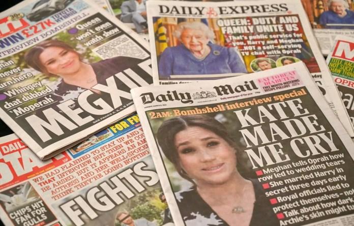 Royal tremors dethrone COVID-19 in UK headlines   Today24 News English