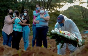 La crise sanitaire dégénère au Brésil