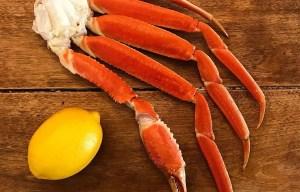 Arrivage de crabe des neiges pour célébrer le printemps