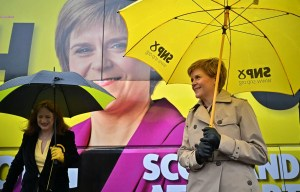 L'Écosse se dirige-t-elle vers un second référendum? Une réélection demain des indépendantistes pourrait bien ouvrir la voie à un nouvel affrontement avec Londres.