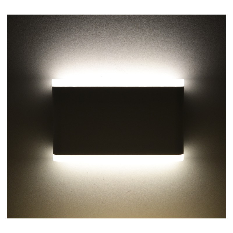 applique murale led 10w extra plat