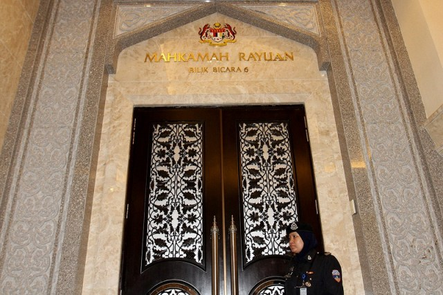 The Court of Appeal decided to proceed to hear first the appeal brought by the Attorney General's Chambers on whether the Coroner's Court has the jurisdiction to hear and decide on committal proceedings. — Picture by Miera Zulyana
