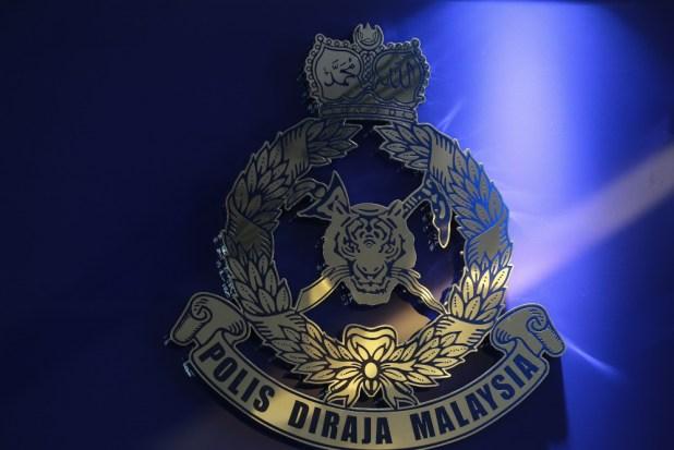 警方认为,中海派出所所长的签名是伪造的。  —图片由艾哈迈德·扎姆扎胡里(Ahmad Zamzahuri)