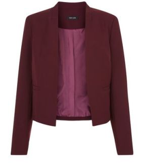 roter blazer new look
