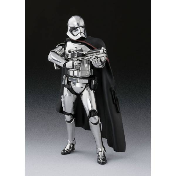 Last Jedi Phasma Sh Figuarts Star Wars