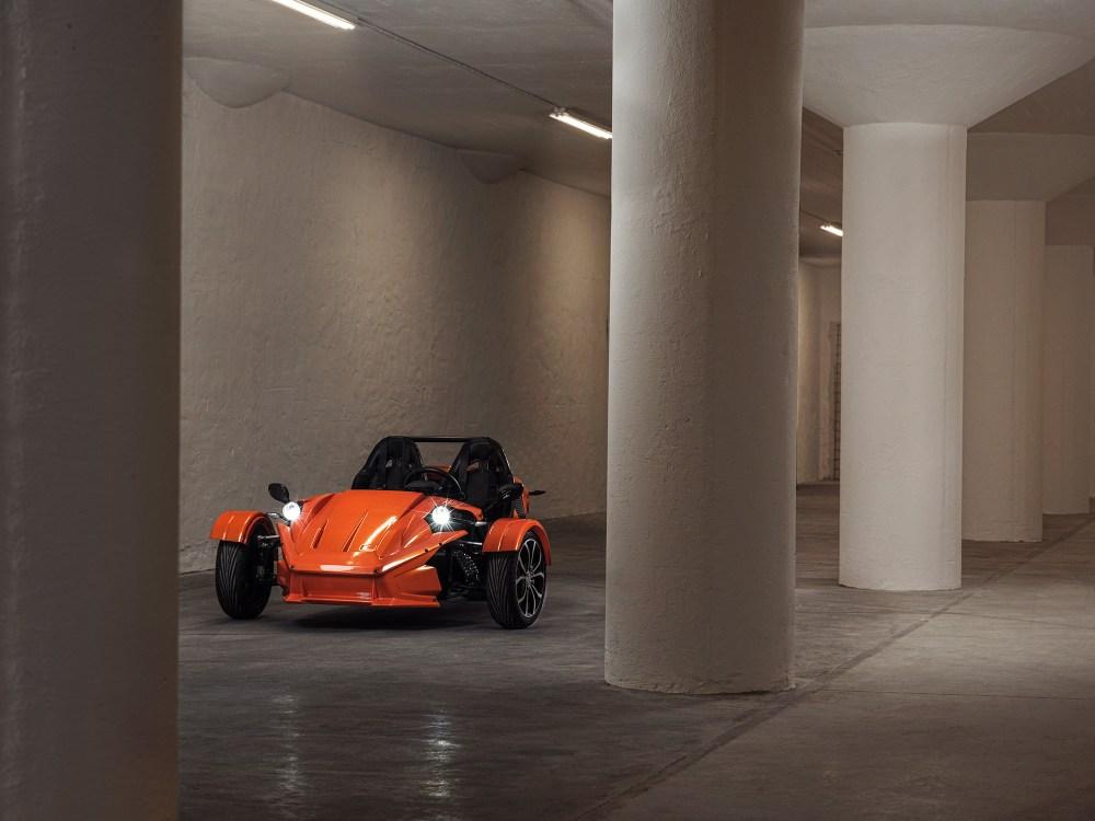 OMotion ETR garage