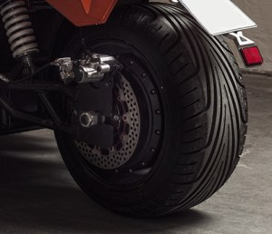 Omotion ETR hub motor