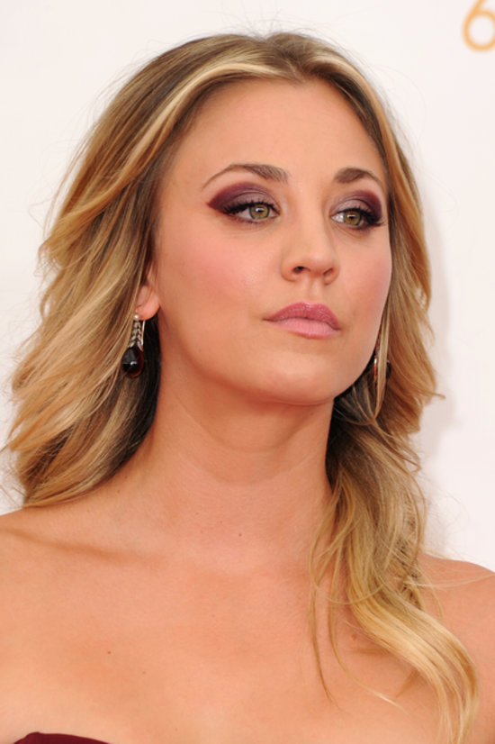 Kaley Cuoco nos Emmy 2013