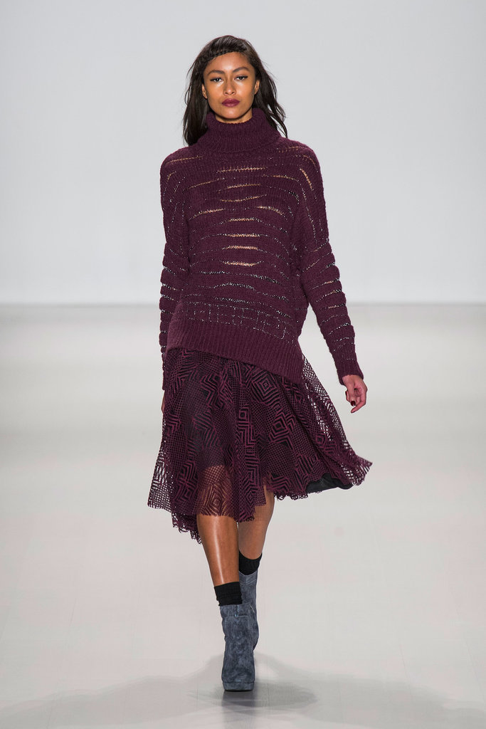Nanette Lepore Fall 2014 NYFW