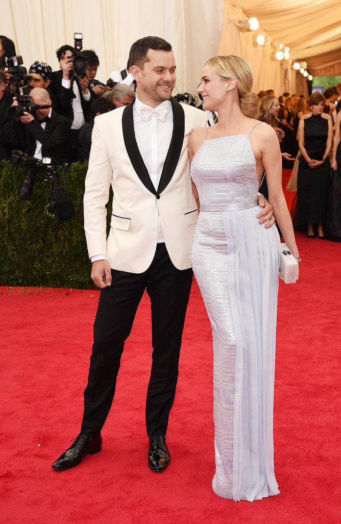 Joshua Jackson and Diane Kruger