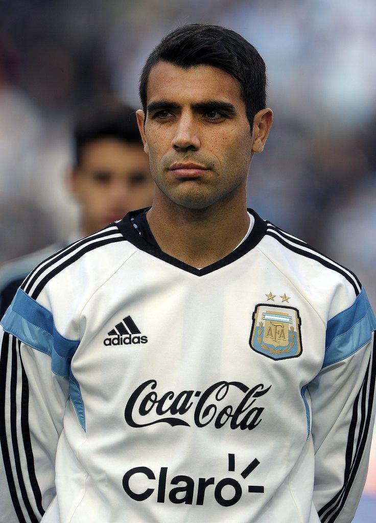 Argentina: Augusto Fernández