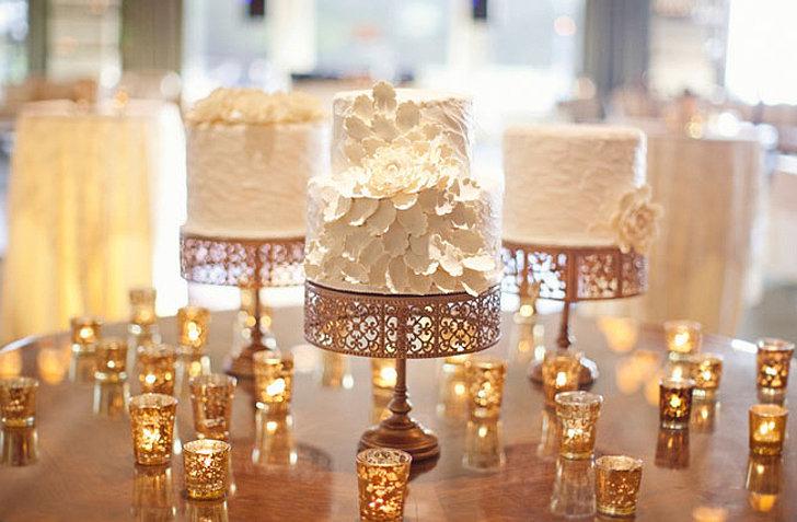 Elegant 11 Darling Wedding Dessert Tables From Rustic