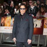 Johnny Depp ottiene emozionale quando parla dellospedalizzazione dellinsufficienza renale di sua figlia