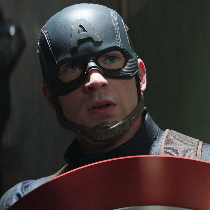 Marvel Avengers Civil War Sides