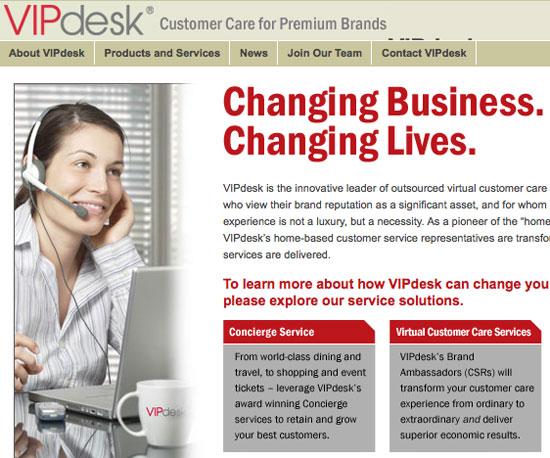 VIPdesk