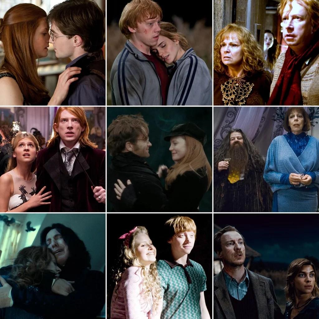 Harry Potter Couple Quiz