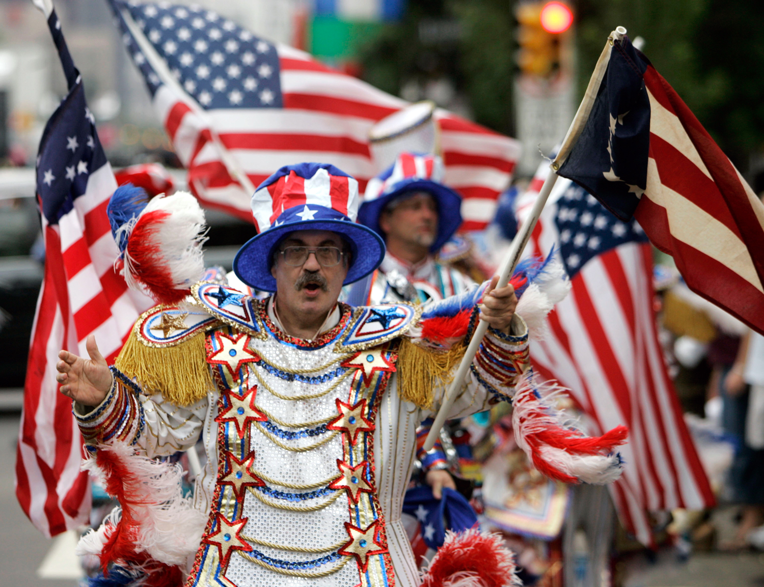 Fourth Of July Traditions Link Americans With Country S