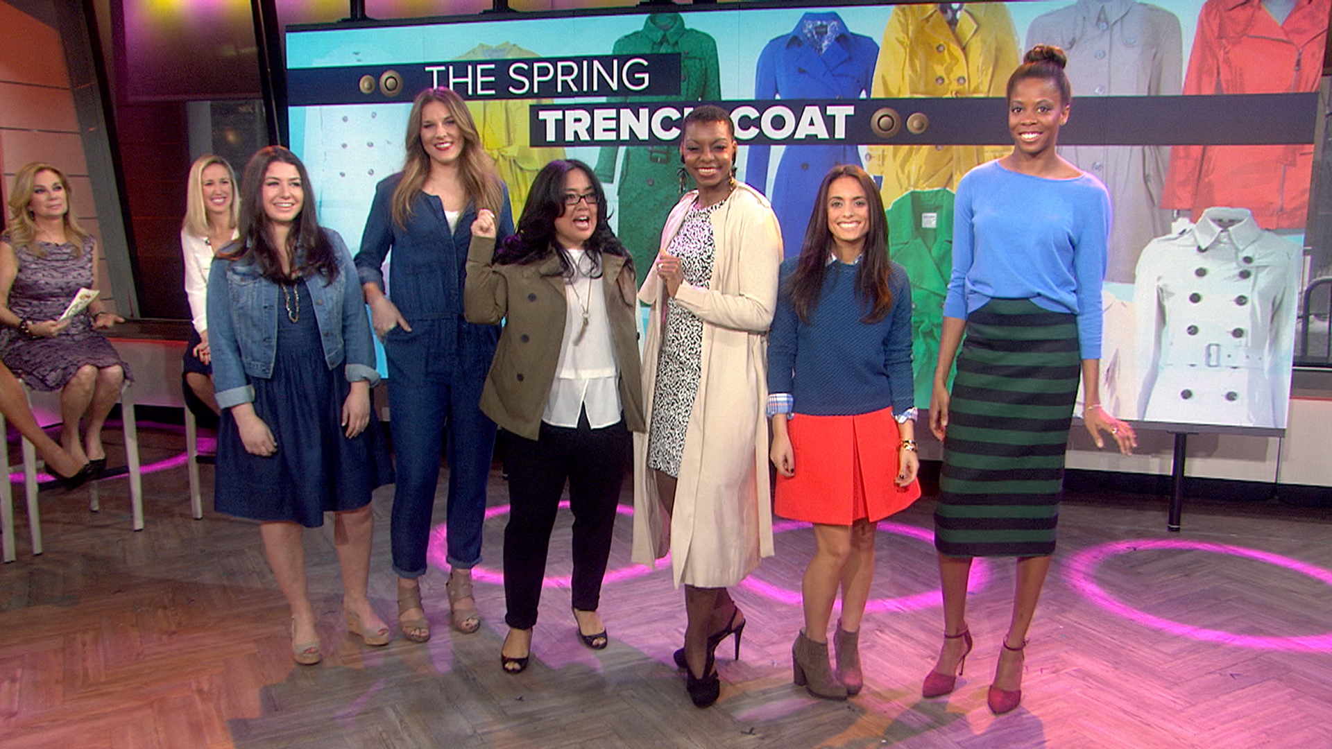 Spring Style Trends For Petite And Tall Women