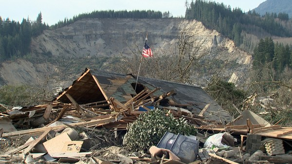 Mudslide 911 Call: 'There's People Yelling For Help' - NBC ...