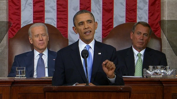 Watch President Obama's Full State of the Union Speech