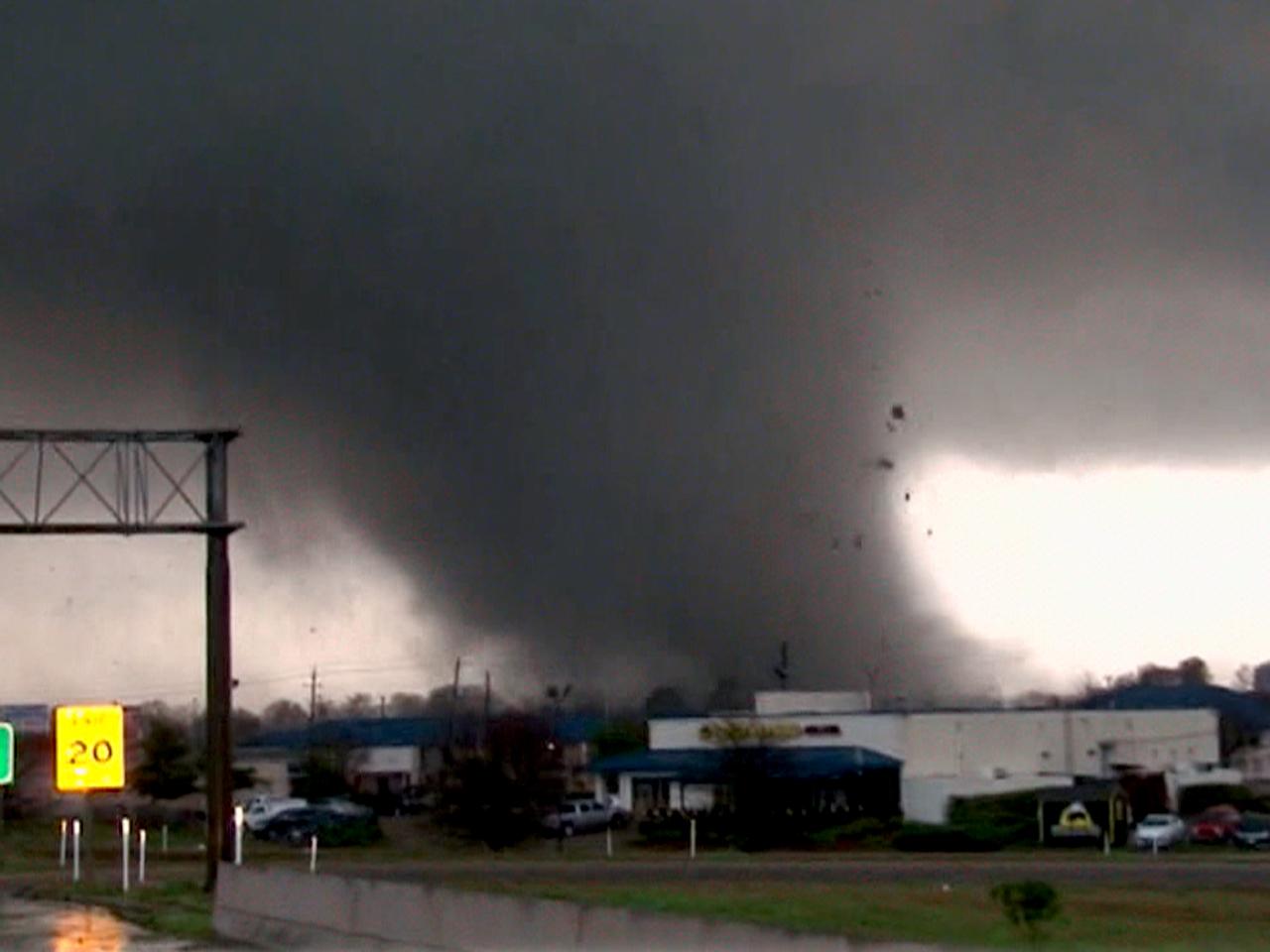 State Of Disaster In Mississippi After Huge Tornado
