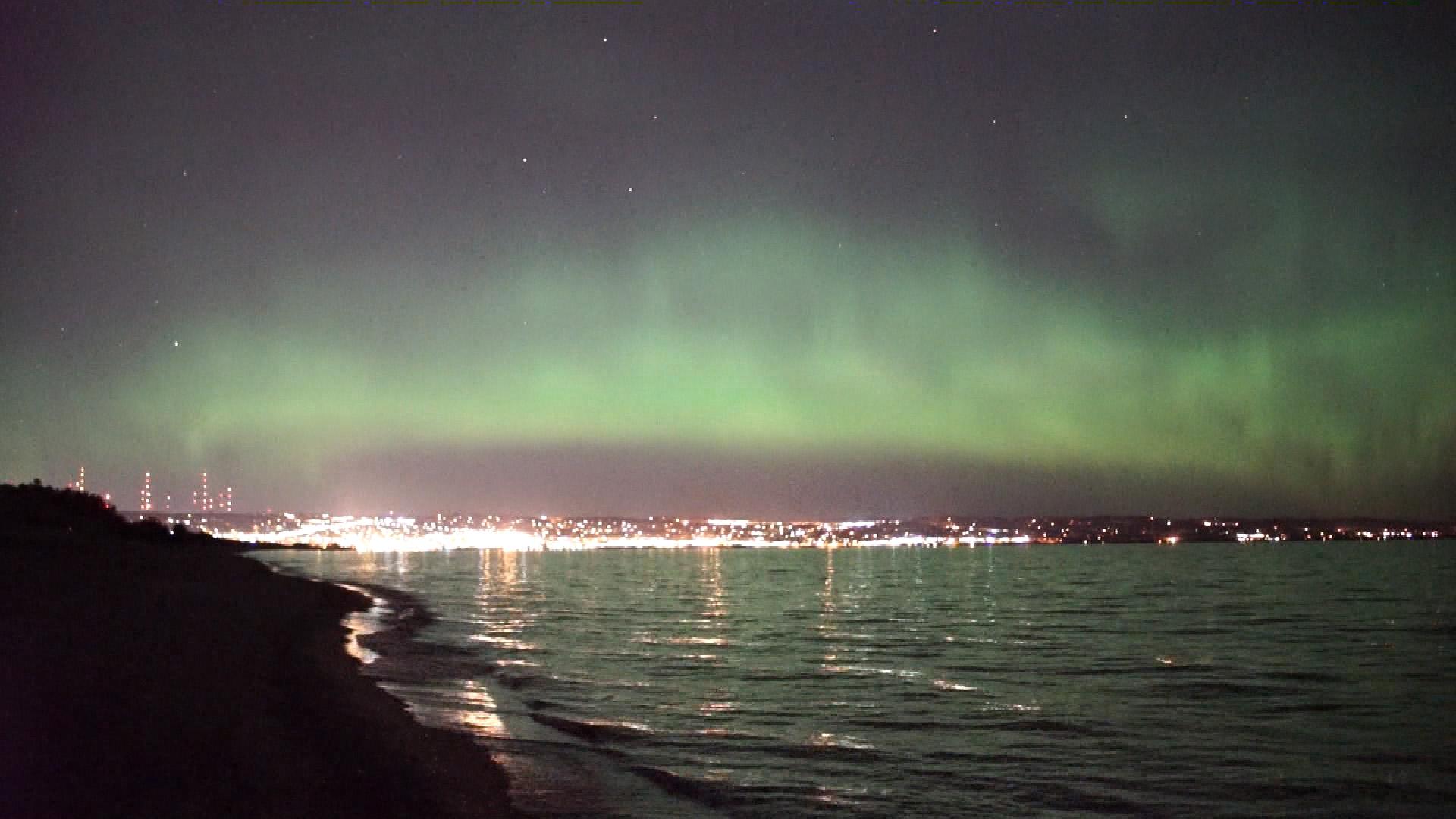 Northern Lights Minneapolis