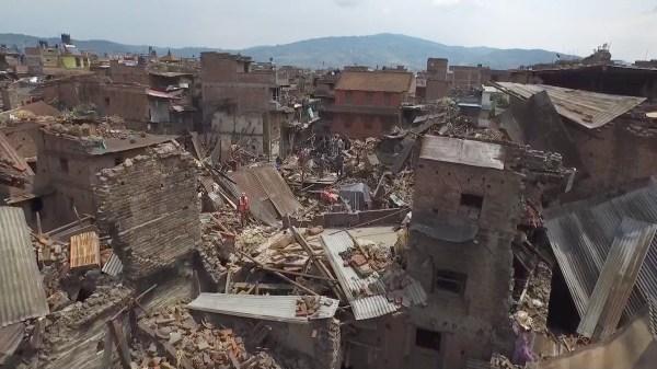 Bhaktapur, Nepal: U.S. Search Team Deploys Amid ...