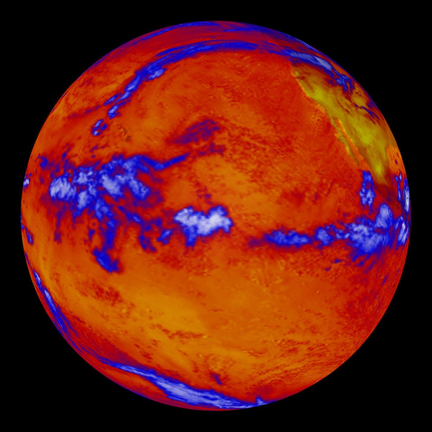Deepest Parts Of Earth S Oceans Aren T Heating Up Nasa