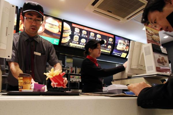 Japan McDonald's to Resume Serving Large Fries After ...