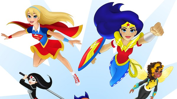 DC Comics' new project praises 11-year-old 'super girl ...
