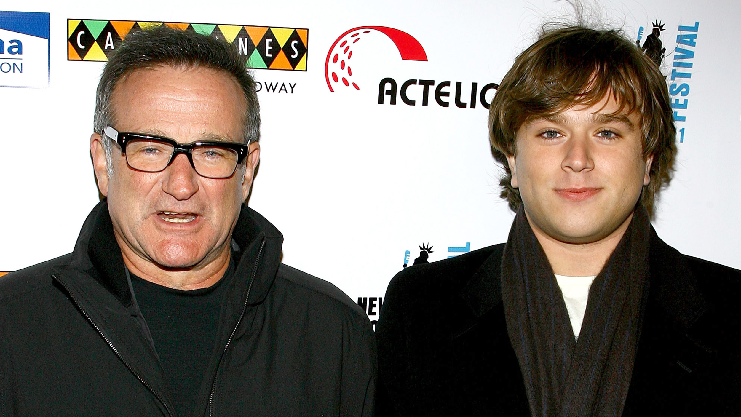 Robin Williams Son Zachary