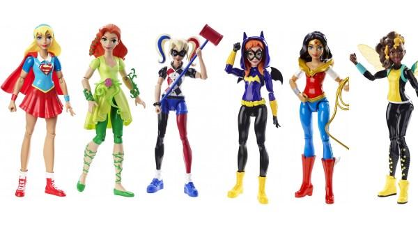 Target, DC Comics team up for 'Super Hero Girls ...