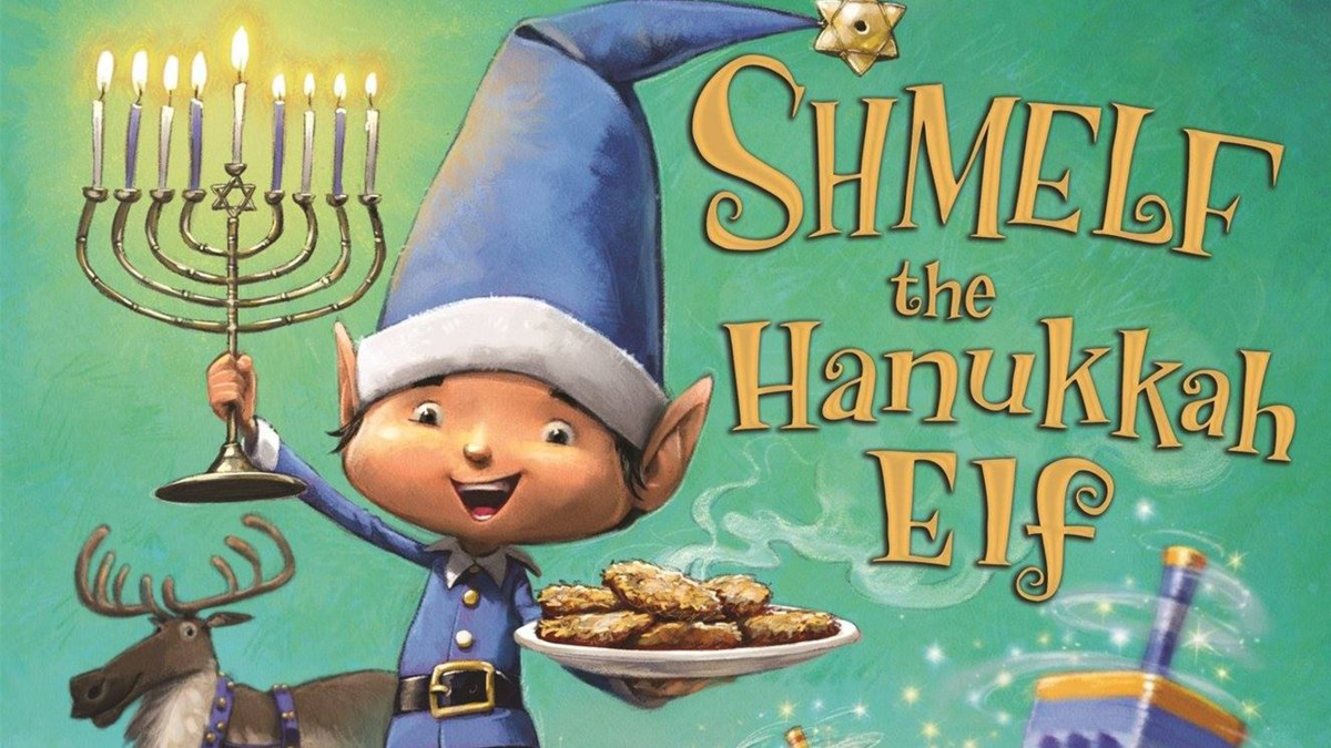 Image result for shmelf the hanukkah