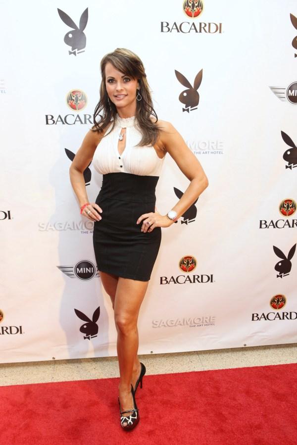 Former Playboy model claims she had an affair with Trump ...